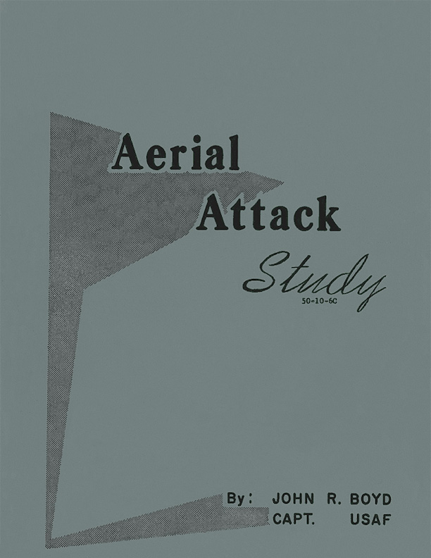 Aerial Attack Study cover image - 1960 version